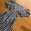 Checked Dress Lady Ribbon ขายเดรสผ้าคอต thumbnail 5