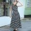 Maxi Dress แฟชั่นลุคคลาสสิก thumbnail 2