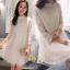 ชุดเดรสผ้าแฟชั่นเกาหลีเนื้อหนาสวย thumbnail 5