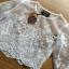 See-through Tulle Blouse Lady Ribbon เสื้อผ้าทูลล์ thumbnail 6