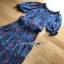 Lady Ribbon Cotton Dress ขายเดรสผ้าคอตตอน thumbnail 4