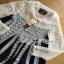Lady Ribbon Long-sleeve Blouse thumbnail 7