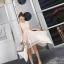 Cream Natural Essentials Lady Flora Dress thumbnail 2