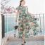 Lady Ribbon Lace Maxi Dress ขายส่งเดรสยาว thumbnail 2
