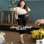 Seoul Secret Lace Belling Playsuit ทรงสวยดูมีคลาส thumbnail 4