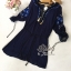 Navy Urban Cuties Vintage Dress thumbnail 7
