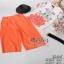 เซ็ตเสื้อ+กางเกงใส่เข้าชุดกัน เนื้อผ้าผสมโพลีเกรดดี thumbnail 6