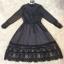 long dress ผ้าซาติน เสื้อผ้าแฟชั่น เสื้อผ้าแฟชั่นเกาหลี Cliona thumbnail 5