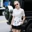 Lady Ribbon Online เสื้อผ้าออนไลน์ขายส่ง Normal Ally เสื้อผ้า NA16150816 &#x1F389Normal Ally Present elegant premium shirt and boutique pant&#x1F389 (เสื้อ + กางเกง+ เชือกคาดเอว, มีซับในอย่างดีทั้งชุด) thumbnail 5