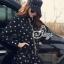SV09310816 &#x1F389Sevy Star Hip Hop Jacket With Mini Skirt Sets Type: Jacket+Skirt thumbnail 6
