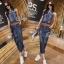 Lady Ribbon Online เสื้อผ้าแฟชั่นออนไลน์ขายส่ง เลดี้ริบบอนของแท้พร้อมส่ง sevy เสื้อผ้า SV15240716 BEST SELLER-Restock &#x1F389Sevy Printed Artist Back Sleeveless Midi Dress thumbnail 2