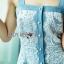 Lady Ribbon Denim Dress thumbnail 6