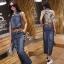 Lady Ribbon Online เสื้อผ้าแฟชั่นออนไลน์ขายส่ง เลดี้ริบบอนของแท้พร้อมส่ง sevy เสื้อผ้า SV15240716 BEST SELLER-Restock &#x1F389Sevy Printed Artist Back Sleeveless Midi Dress thumbnail 1