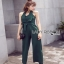 Lady Ribbon Fiona Chic Dark Green Jumpsuit thumbnail 5