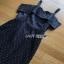 Lady Ribbon Courtney Royal Secret Dress ขายส่งเดรสลายจุด thumbnail 8