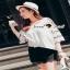 Lace V Blouse เสื้อเก๋ๆ หวานๆ สไตล์เกาหลี thumbnail 3