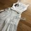 Lady Ribbon Lace Jumpsuit with Ribbon thumbnail 8