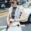 SS18010916 Seoul Secret Say's... Pleaty Layer Chic Jumpsuit Material : ทรงสวยดูไฮด้วยทรงจั้มสูทกางเกงขายาว thumbnail 4