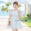 Lady Ribbon Mini Dress thumbnail 1