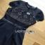 Lady Ribbon Lace and Cotton Midi Dress thumbnail 5