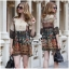 Lady Ribbon Online ขายส่งเสื้อผ้าออนไลน์ Very very pretty เสื้อผ้า VP05100816 Smart Vintage community Printed Blouse thumbnail 2
