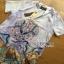 Chinese Style Printed Shirt Dress Lady เชิ้ตเดรส thumbnail 7