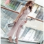 Lady Ribbon Baby Pink Crepe Jumpsuit thumbnail 2