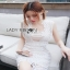Lady Ribbon Lady White Lace Dress ขายเดรสผ้าลูกไม้ thumbnail 2