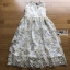 Lady Ribbon Amanda Flower Embroidered Tulle Dress thumbnail 11