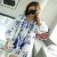 Lady Ribbon Cotton Dress with Tassels เดรสผ้าคอตตอน thumbnail 5