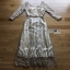Golden Maxi Dress Lady Ribbon เดรสผ้าทูลเล thumbnail 10