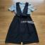 Lady Ribbon Striped T-Dress เดรสแขนสั้นลายทาง thumbnail 8