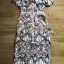 Lady Ribbon Flower Embroidered Dress ขายเดรสทอลาย thumbnail 6
