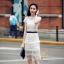 เสื้อผ้าแฟชั่นลายดอกแบรนด์เกาหลี thumbnail 3