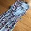Lady Ribbon Maxi Dress ขายเดรสยาว thumbnail 7