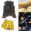 Lady Ribbon Online เสื้อผ้าออนไลน์ขายส่ง Normal Ally เสื้อผ้า,NA16220816 &#x1F389Normal Ally Present Tulip print shirt and pant with belt set&#x1F389 (เสื้อ + กางเกง + เข็มขัด) thumbnail 6