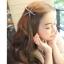 w1381 - Hair Accessories,ที่คาดผม,เครื่องประดับผม,กิ๊ปติดผม,เครื่องประดับ feather starfish hairpin thumbnail 1