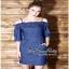 Denim Mini Dress thumbnail 4