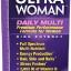 Vitamin World Ultra Woman™ Daily Multi วิตามินรวมสำหรับคุณผู้หญิงทุกท่าน ภายในเม็ดเดียวมีสารอาหารกว่า 40 ชนิด 1 ขวดมี 90 เม็ด กินง่าย ได้สารอาหารครบในเม็ดเดียวจ้า thumbnail 3