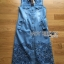 Laser-Cut Denim Shirt Dress เชิ้ตเดรสผ้าเดนิมปักและฉลุลาย thumbnail 7