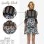 2Sister Made, Black Adorable FLora Cuties Lace เดรสลูกไม้ลุคเรียบหรู thumbnail 2