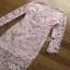 Lady Ribbon Pale Pink Midi Dress thumbnail 5