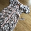 Lady Ribbon Flower Embroidered Dress ขายเดรสทอลาย thumbnail 4