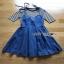 Lady Ribbon Anna Denim Dress ขายเดรสยีนส์ thumbnail 6