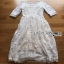 Lady Ribbon Jena White Lace Dress thumbnail 11