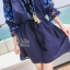 Navy Urban Cuties Vintage Dress thumbnail 5