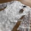 Lady Ribbon White Organza Playsuit thumbnail 5