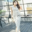 Lady Ribbon Suit Dress ขายสูทเดรส thumbnail 1