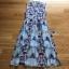 Lady Ribbon Maxi Dress ขายเดรสยาว thumbnail 8