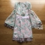 Lady Ribbon Playsuit with Pleated Tulle thumbnail 7